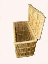 Bamboo Laundary Box