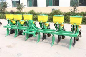 Tractor Corn Planter