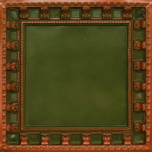 Patina Copper Decorative Ceiling Tile