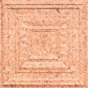 Red Wine Cork Decorative Ceiling Tile