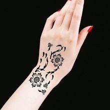 Henna Stencils For Hand