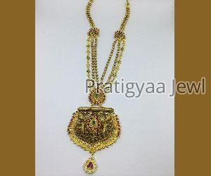 Gold Long Chain 04