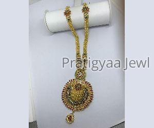 Gold Long Chain 11
