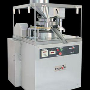 single rotary tablet press