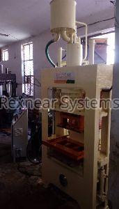 Rex - 1200 Fly Ash Brick Making Plant