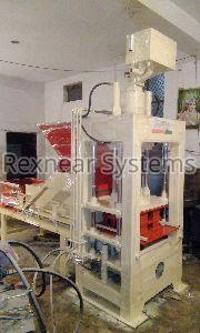Rex – 2000 Fly Ash Brick Making Plant