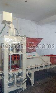 Rex – 3000 Fly Ash Brick Making Plant