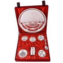 Silver Plated Big Dinner Set
