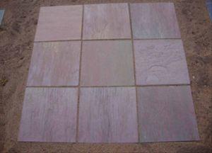 Lime Pink Limestone