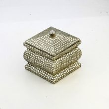 Handcrafted Metal Box