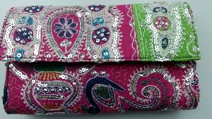 Banjara Saree Clutch