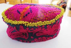 Rajasthan Tribal Banjara HAT Belly Dance Caps