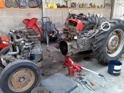 Deutz Fahr Tractor Engine Repairing