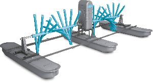 2 HP Spiral Aerator