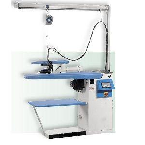 Vacuum Ironing System