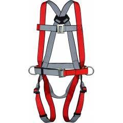 Adjustable Full Body Polypropylene Harness