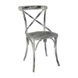 Iron Pipe Antique Dining Chair