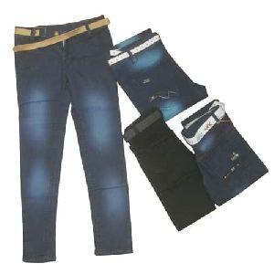 Kids Plain Jeans