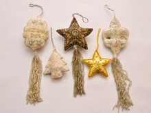 Christmas Hanging Ornaments - Zari Handicrafts
