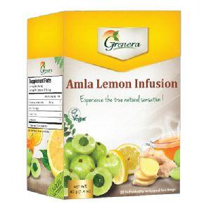 Amla Lemon Ginger Tea