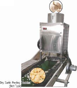 Garlic Shelling Machine
