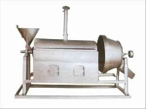 Wooden Peanut Roaster Machine