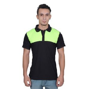 Sports Polyester Polo Tshirt