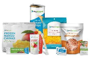 Food Packaging Laminates In Pouch And Roll Form