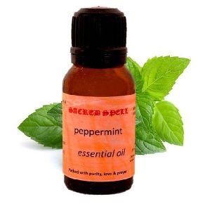 Sacred Spell Peppermint Oil