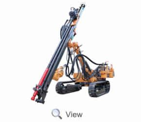 Irb 115 Dth Pneumatic Crawler Drill