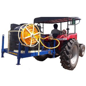 Tractor Operated Power Sprayer