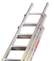 Aluminum Triple Fold Extension Ladder