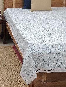 Bed Sheet Hand Block Printed Cotton Mybs2629