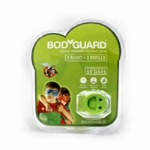 Bodyguard Refilling Anti Mosquito Bands