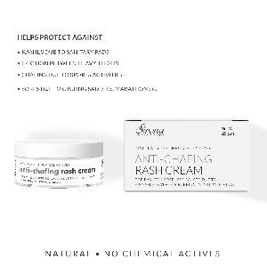 Natural Anti Chafing Rash Cream