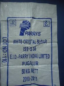 Pp Woven Bag With Hmhdpe Liner