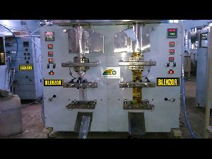 Cooking Oil Pouch Packing Machine