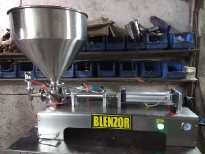 Pneumatic Paste Filler Machine