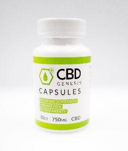 CBD Capsules | CBD Isolate Capsules | CBD Pills