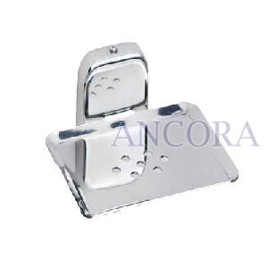 Stainless Steel Square Soap Dish