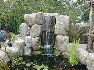 Artificial Rock Fountain