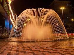Crown Jet Fountain