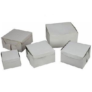 Unique Food Paper Cake Boxes