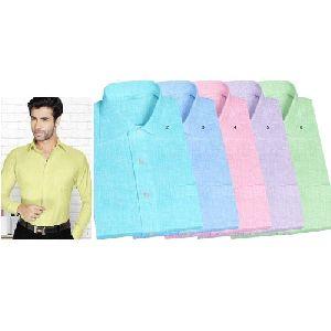 Linen Zara Shirting Fabrics