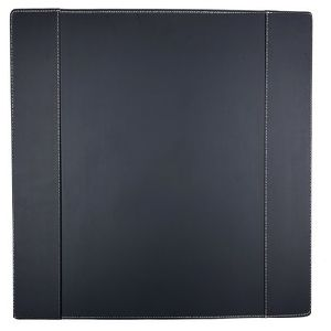Custom size leather decorative desk pads