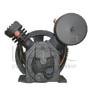 2 HP Two Stage Bare Air Compressor Pumps