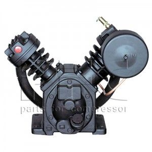 3 HP Two Stage Bare Air Compressor Pumps