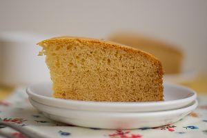 Eggless Vanilla Brown Cake Premix
