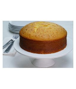 Eggless Vanilla Cake Concentrate