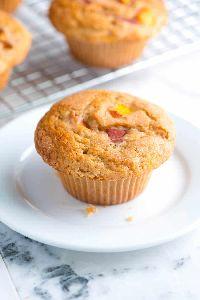 Eggless Vanilla Fruit Muffin Premix